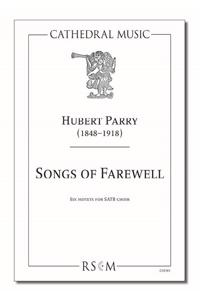 Parry: Songs of Farewell (complete)
