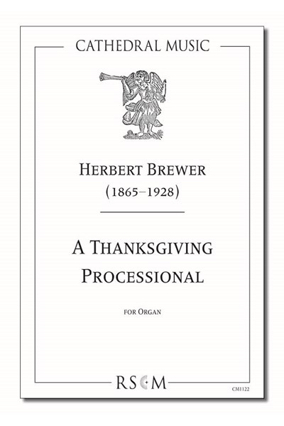 Brewer: A Thanksgiving Processional