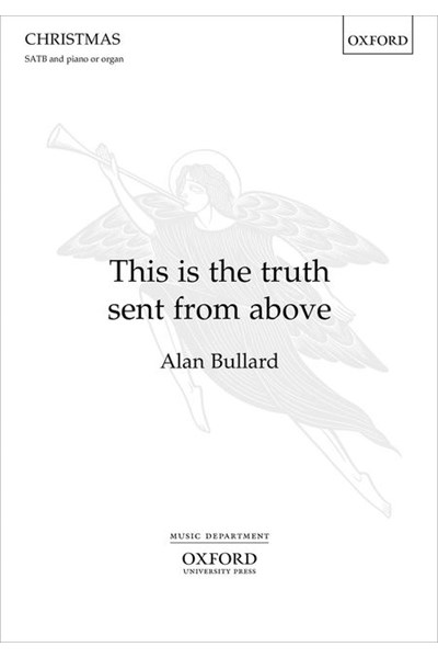 Bullard: This is the truth sent from above