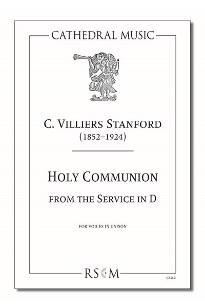Stanford: Holy Communion in D