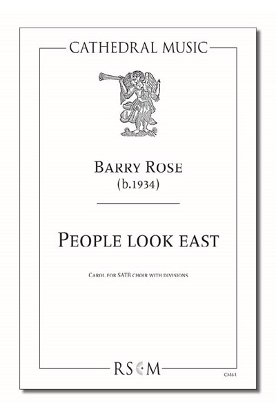 Rose: People look east