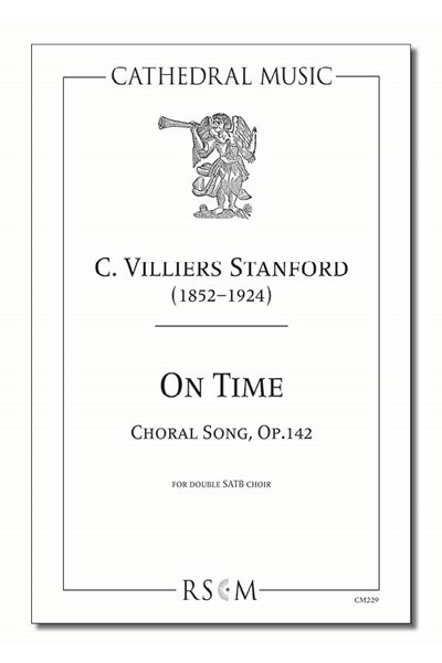 Stanford: On Time, Op.142