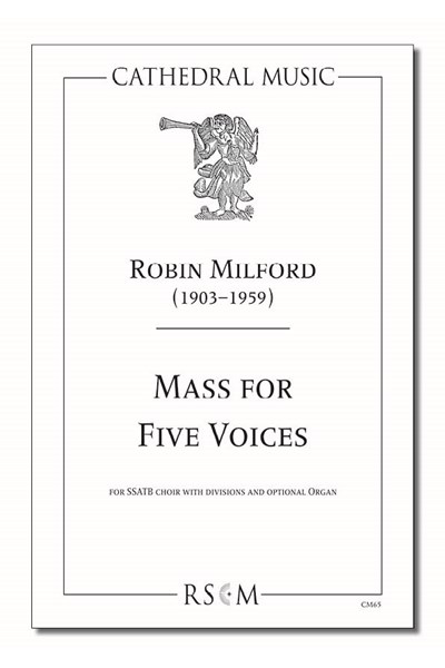 Milford: Mass for Five Voices