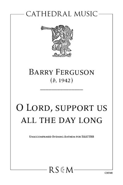 Ferguson: O Lord support us all the day long