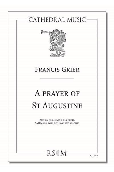 Grier: A prayer of St Augustine