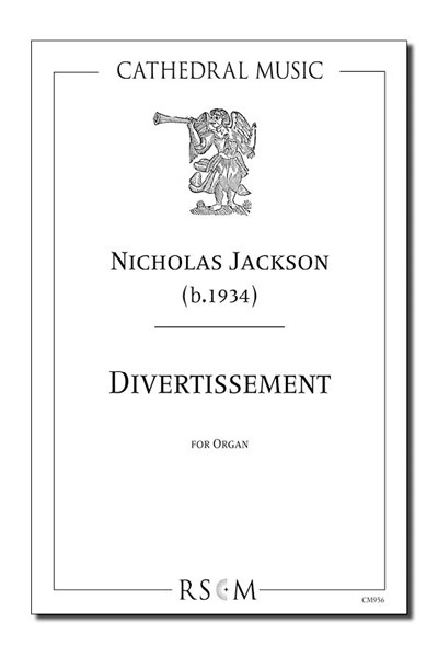 Jackson: Divertissement for organ