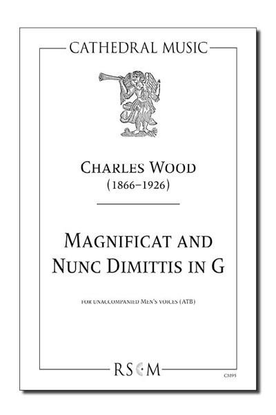 Wood: Magnificat & Nunc Dimittis in G (ATB Men)