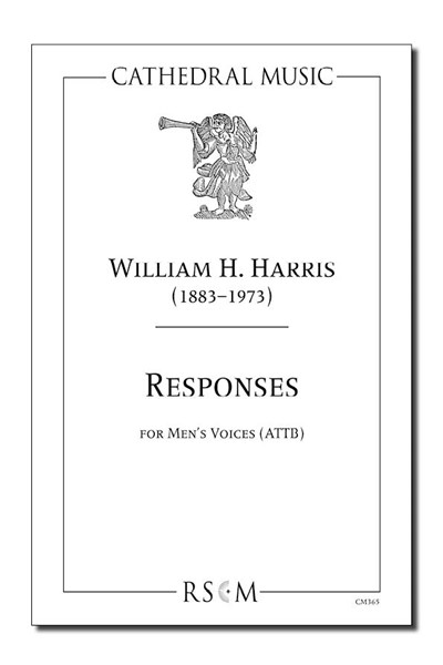 Harris: Responses for Men's voices (ATTB)