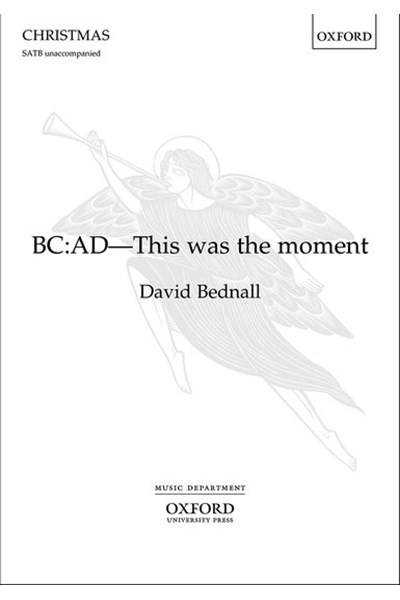 Bednall: BC: AD - This was the moment