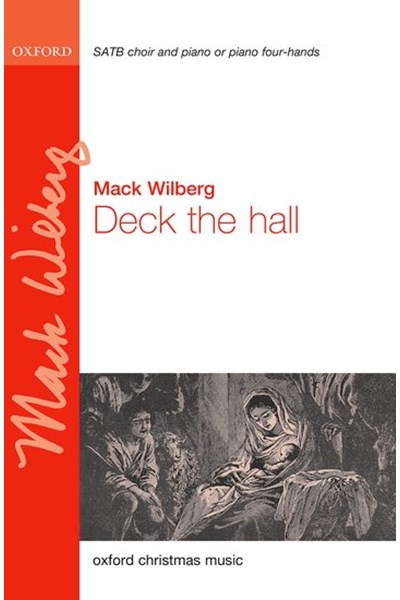 Wilberg: Deck the hall