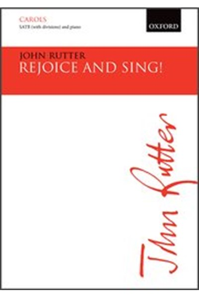 Rutter: Rejoice and Sing!