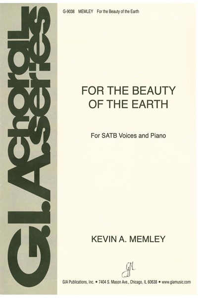 Memley: For the beauty of the earth