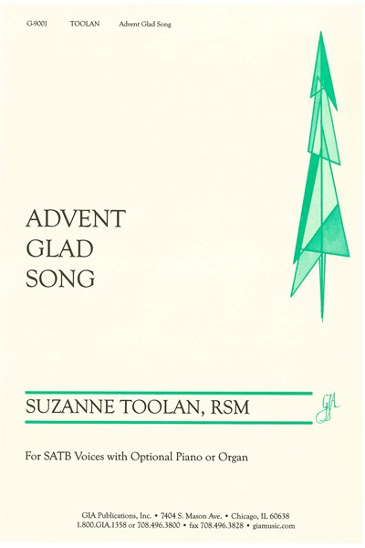Toolan: Advent glad song