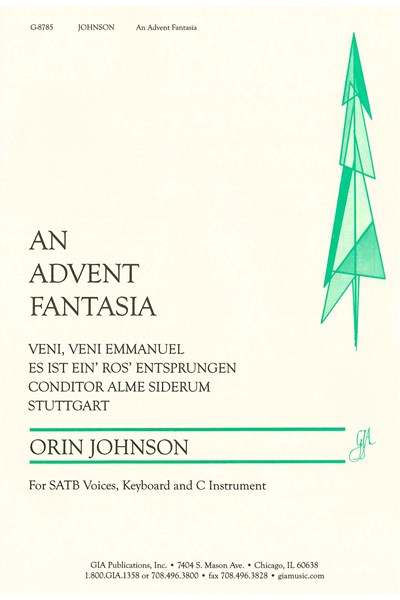 Johnson: An Advent fantasia
