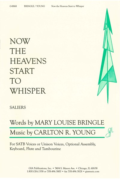 Young: Now the heavens start to whisper