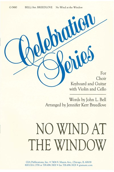 Breedlove arr.: No wind at the window