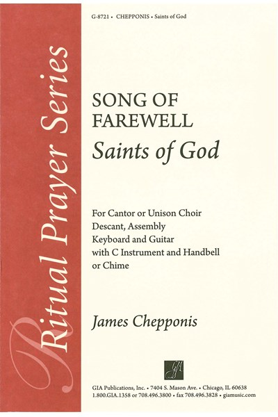 Chepponis: Saints of God (Song of farewell)
