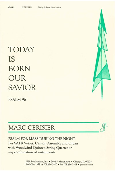 Cerisier: Today is born our savior