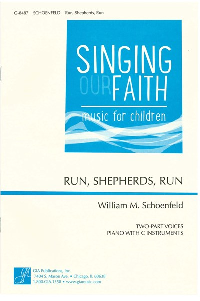 Schoenfeld: Run, shepherds, run