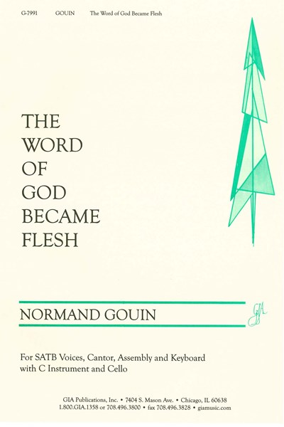 Gouin: The Word of God became flesh