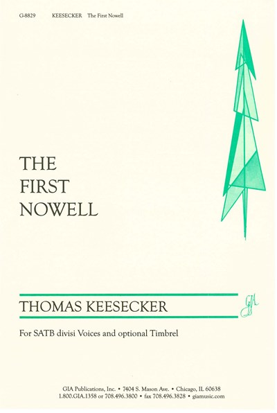 Keesecker: The first nowell