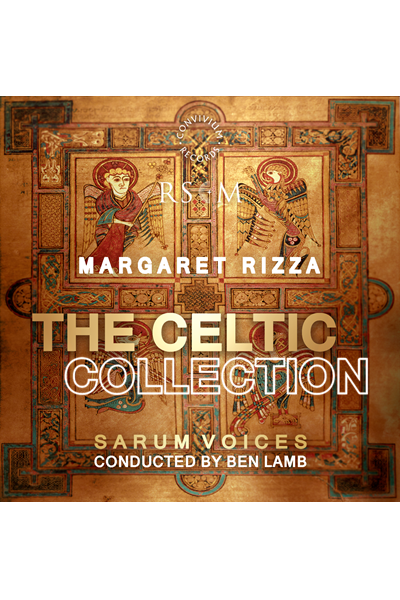 Margaret Rizza: The Celtic Collection CD