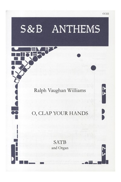 Vaughan Williams: O clap your hands