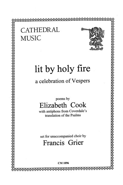Grier: Lit by Holy Fire