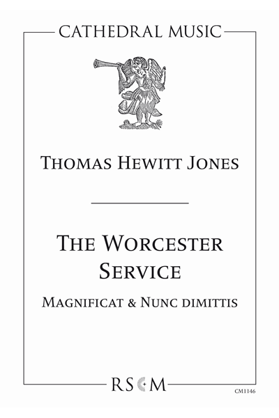 Hewitt Jones: The Worcester Service - Magnificat & Nunc dimittis