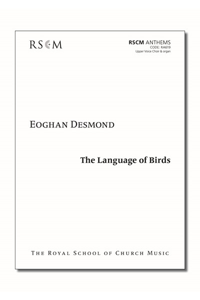 Desmond: The Language of Birds