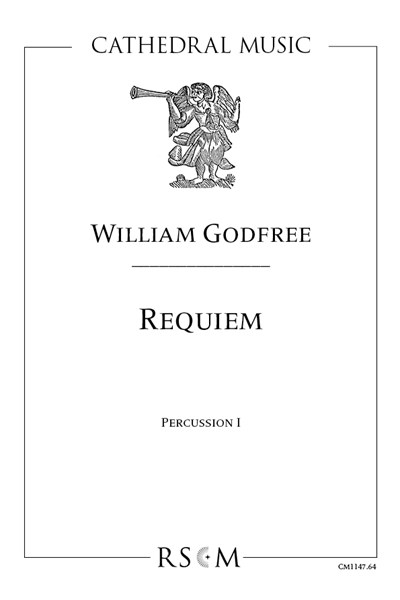 William Godfree: Requiem, Percussion I