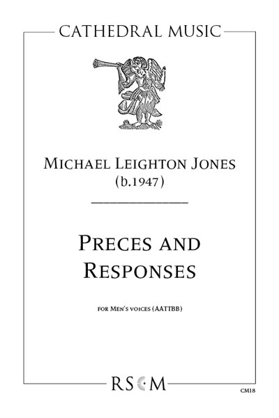 Jones, Michael Leighton: Preces and Responses
