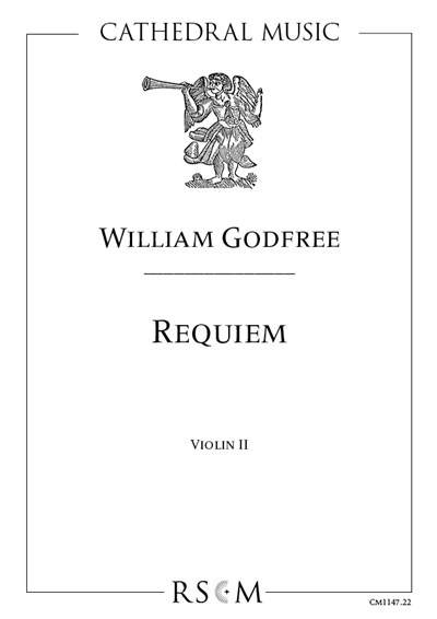 William Godfree: Requiem, Violin II