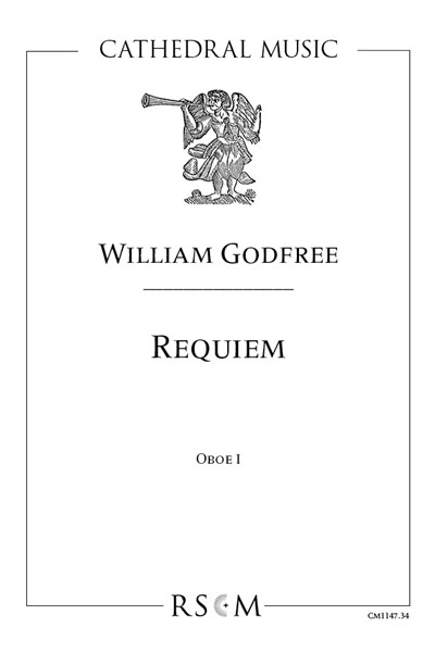 William Godfree: Requiem, part for Oboe I
