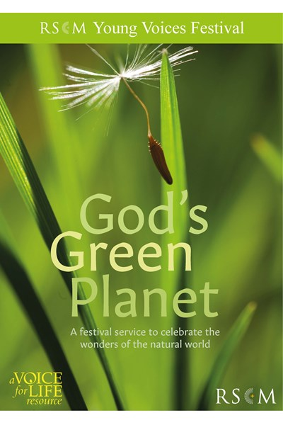 God's Green Planet - Voice for Life Festival