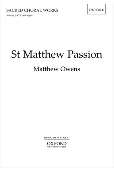 Owens: St Matthew Passion
