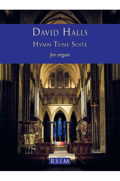 Halls: Hymn Tune Suite for Organ