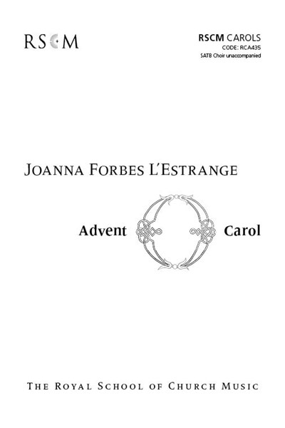 Forbes L'Estrange: Advent O Carol