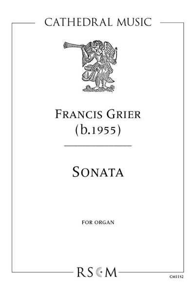 Grier: Sonata for organ