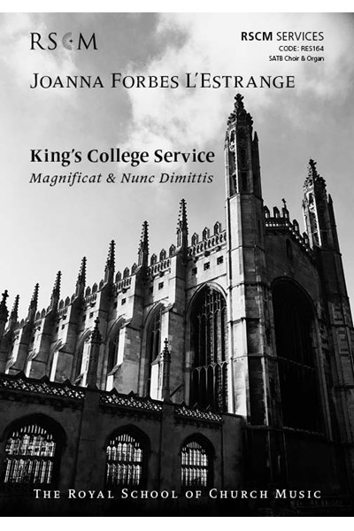 Forbes L'Estrange: Kings College Service