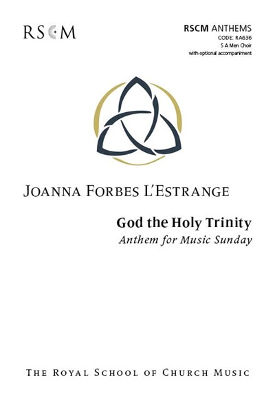 Forbes L'Estrange: God the Holy Trinity (printed version)
