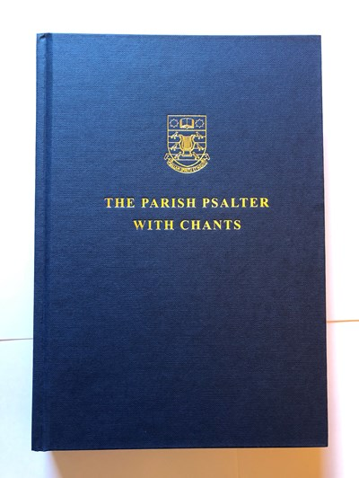 The Parish Psalter with chants