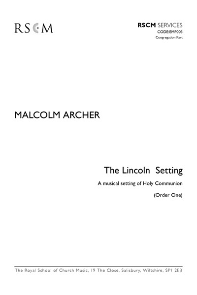 Archer: Lincoln setting melody edition