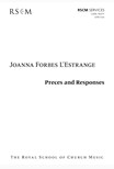 Forbes L'Estrange: Preces and Responses