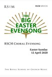 The Big Easter Evensong Service Book