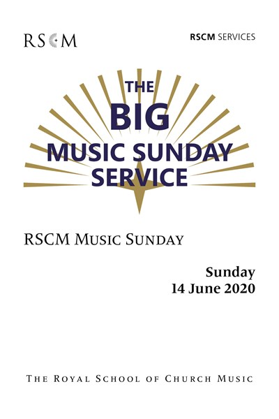 The Big Music Sunday Service
