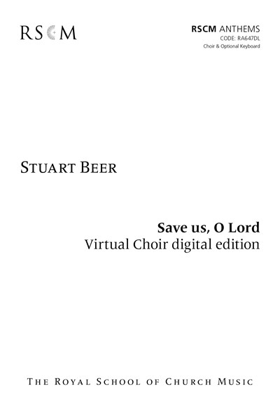 Beer: Save us, O Lord