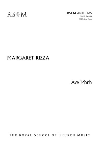 Rizza: Ave Maria