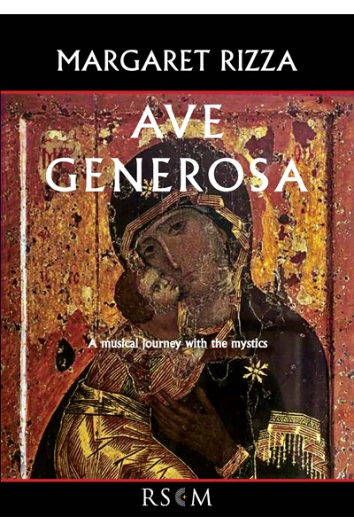 Margaret Rizza: Ave Generosa Book