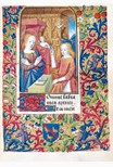 RSCM Christmas Cards - Book of Hours (pack of 8)
